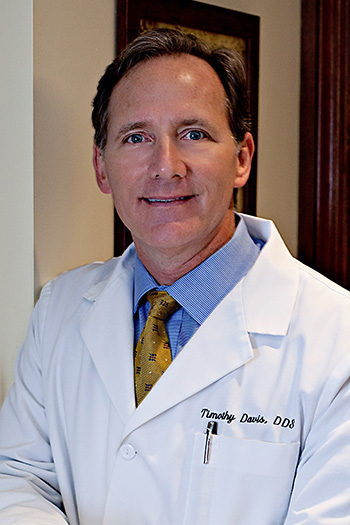 Meet Dr. Timothy Davis, Periodontist in Naples FL